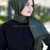 TAFTA ŞAL - YEŞİL 38076