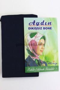 DİKİŞSİZ BONE - LACİVERT
