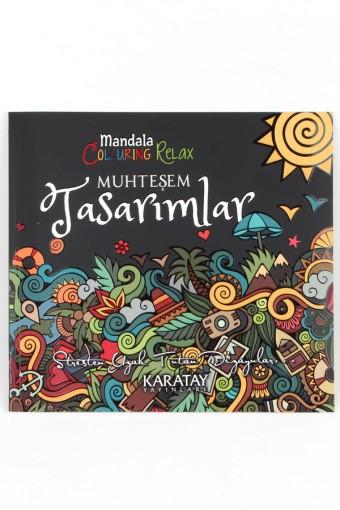 Mandala Boyama Kitabı, Muhteşem Tasarımlar